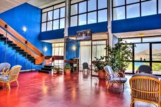 facilities hippocampus hotel reception